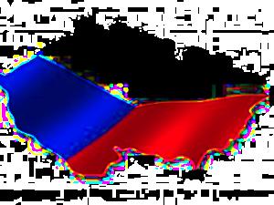 Mapa výuka němčiny